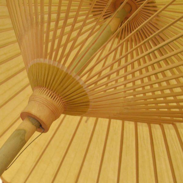 番傘 山吹色 色番傘 極み