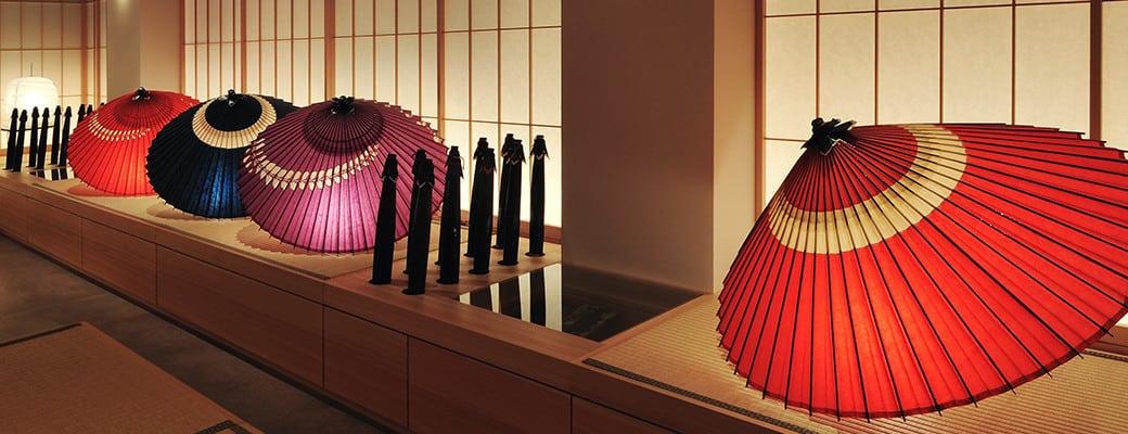 和傘と番傘の違いって?