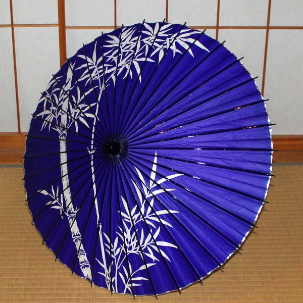 紫 竹 和傘 和日傘 Japanese umbrella  made in japan