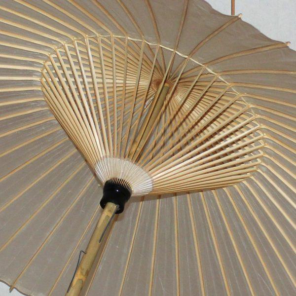 番傘 白 和傘