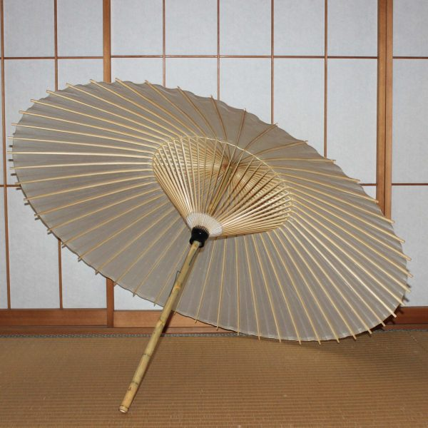 白 番傘 Japanese umbrella Made in Japan
