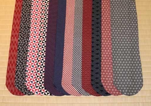 色とりどりの傘袋