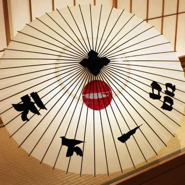番傘 和傘に名前を書く しるし入れ 天下一品
