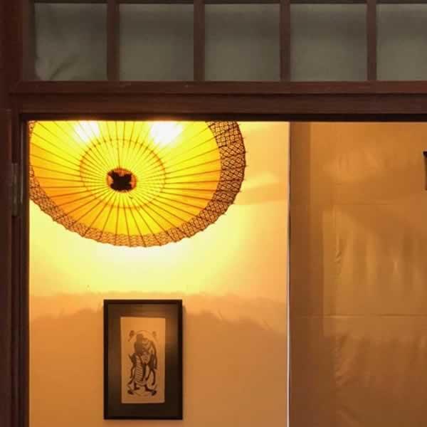 ディスプレイ 和傘 スリランカ Light Wagasa