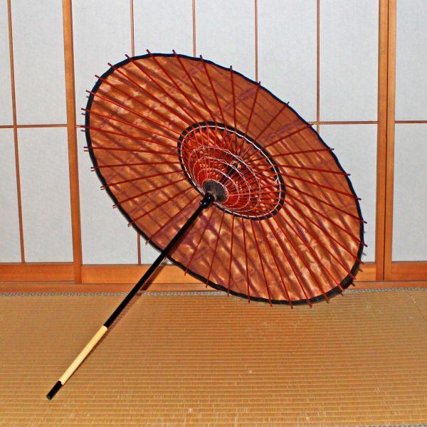和日傘 絞り染め和紙 Japaneseumbrella 和傘