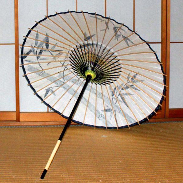 Japanese umbrella  白い和日傘