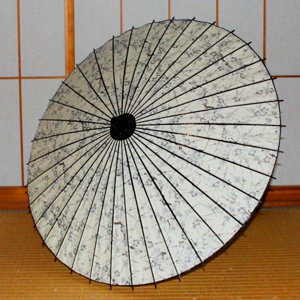 梅もよう 和日傘