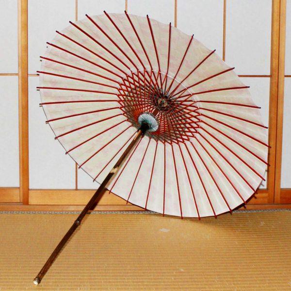 黑竹 木ハジキ 和日傘