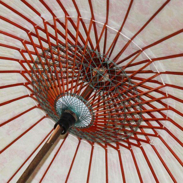 黒竹 木ハジキ 和傘