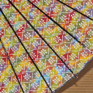 型染め和紙ぼかし 和傘