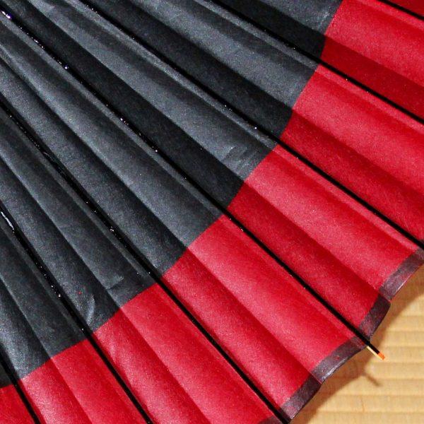 黒と赤 紅