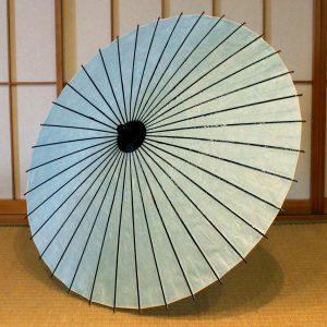 空色の和日傘