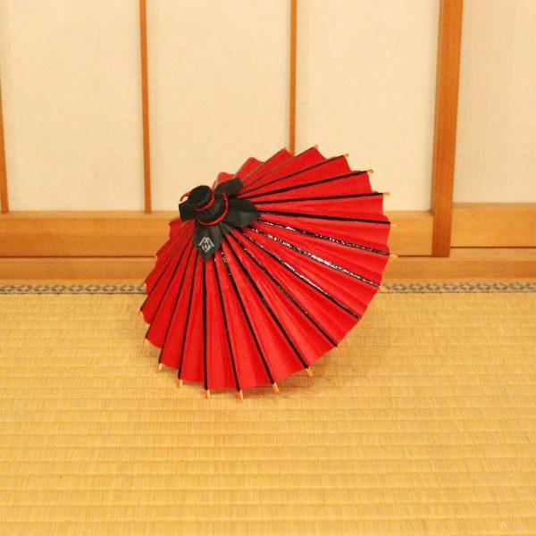ミニ番傘 姫和傘 ミニチュア番傘