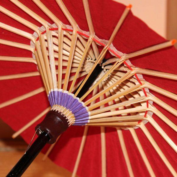 ミニ番傘 姫和傘