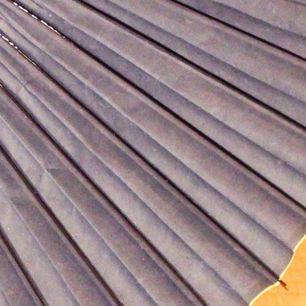 水色の蛇の目傘 水色の和傘
