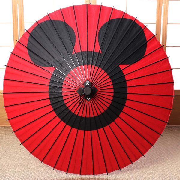 ミッキー京都和傘