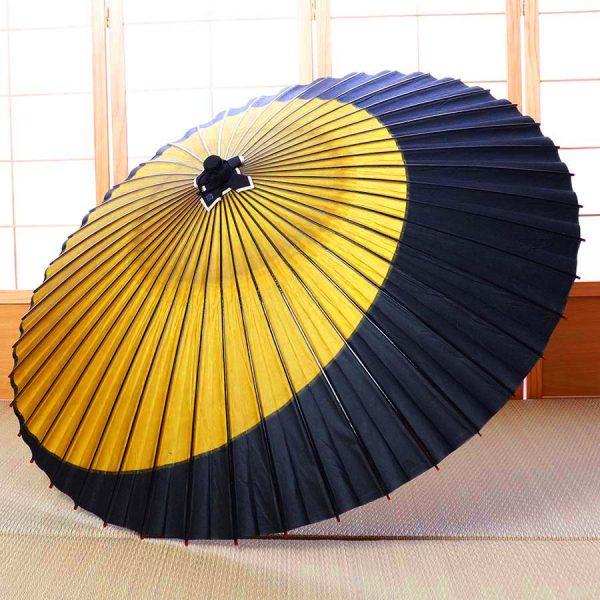 月模様の傘