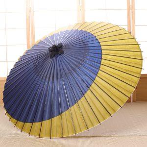 三日月模様の傘