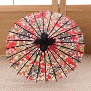 ミニチュアサイズの傘です。