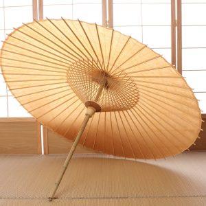 山吹色の番傘
