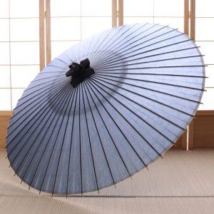 水色の番傘
