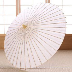 京都黒谷雲竜紙の和日傘
