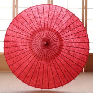 黒谷雲竜紙の和日傘