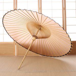 茶系の番傘