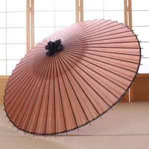 白茶色の番傘